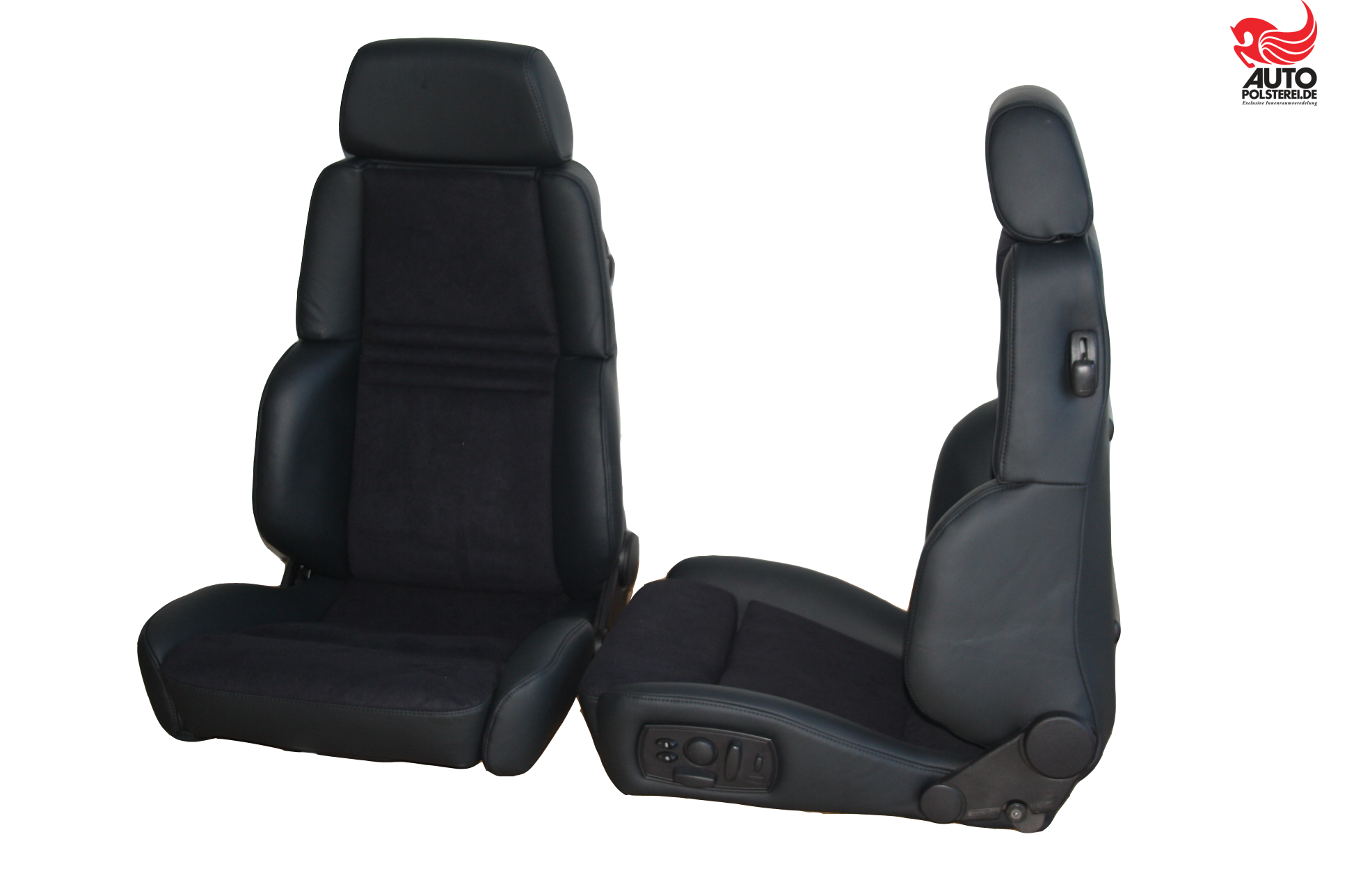 recaro orthop d 04 leder alcantara schwarz mit armlehne autopolsterei recaro sitze. Black Bedroom Furniture Sets. Home Design Ideas